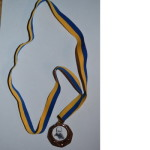 Медаль переможцю змагань